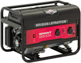 Бензиновый генератор Briggs&Stratton Sprint 2200A в Южно-Сахалинске